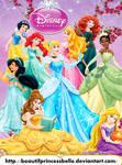 Disney Princesses - Glamare Princesses