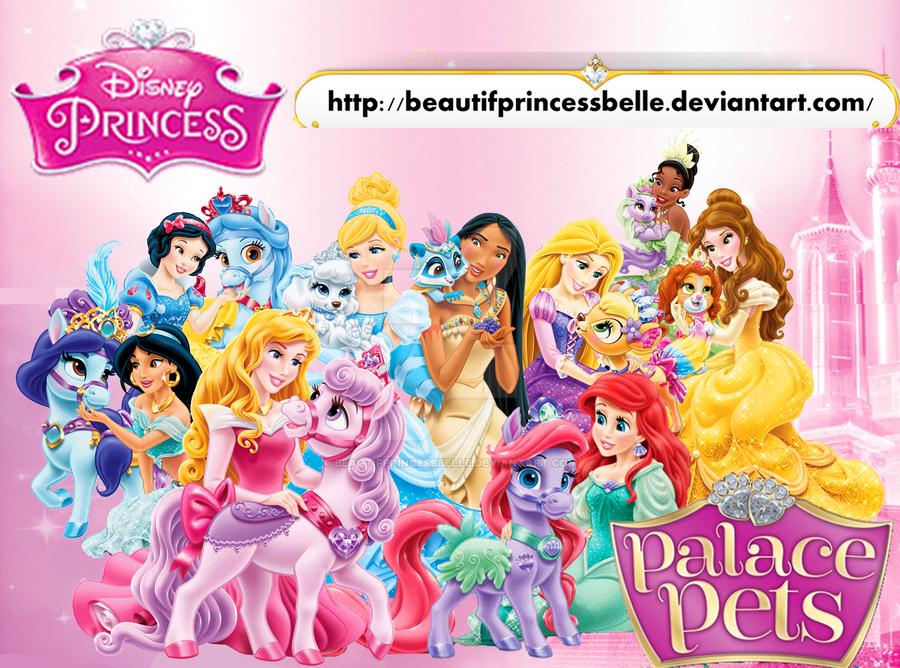 Palace Pets Cuteness By BeautifPrincessBelle On DeviantArt