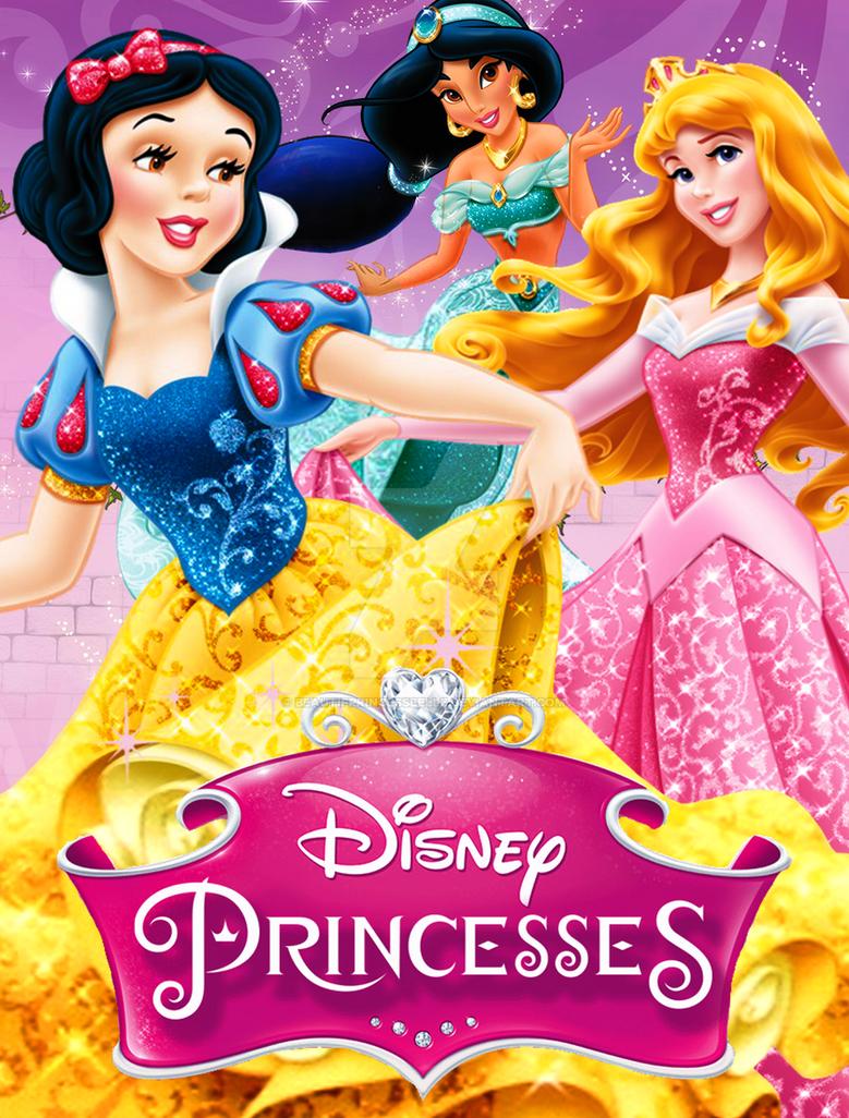 disney princess poster by - photo #47