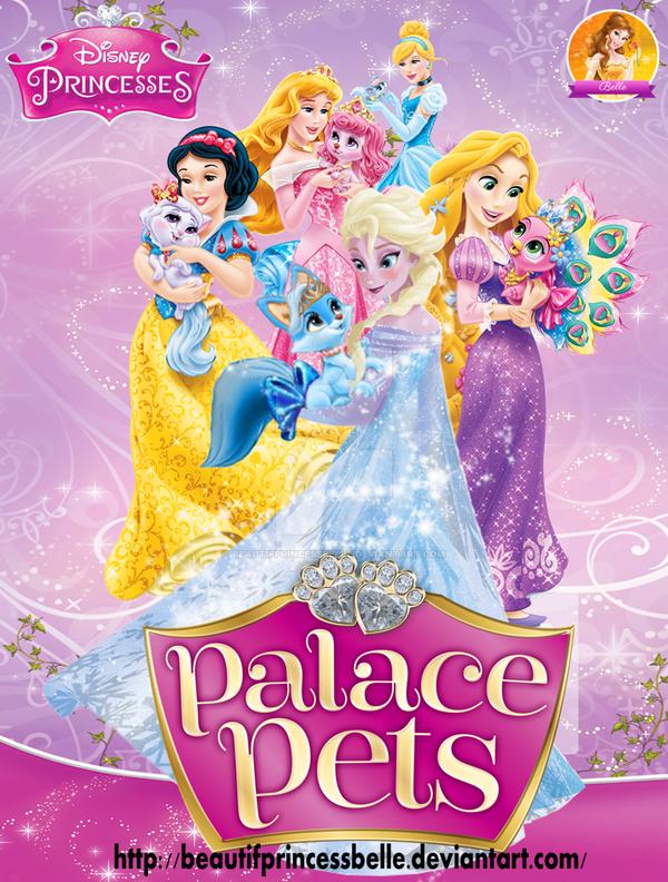 Disney Princesses - Elsa's Fan Made Palace Pet by BeautifPrincessBelle