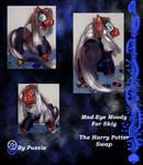Mad-Eye Moody Pony for Skig