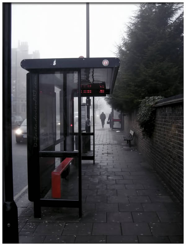 BuStop London by A2Matos