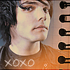 Gerard Way icon II by Eilyn-Chan
