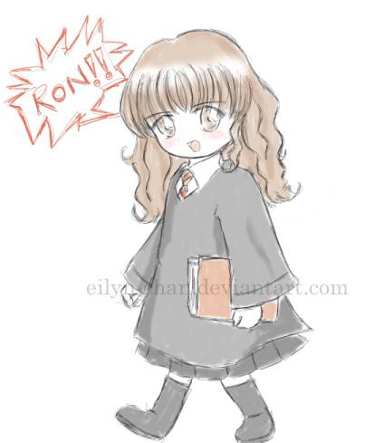 Gallery For > Book Hermione Granger Drawing Sabrina Ward Harrison Sketchbook