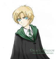 Draco Malfoy by Eilyn-Chan