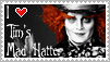 I love Tim's Mad Hatter stamp by Eilyn-Chan