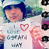 I love Gerard Way by Eilyn-Chan