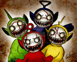 Zombies Teletubbies