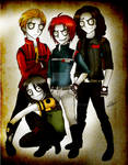 Creepy Killjoys