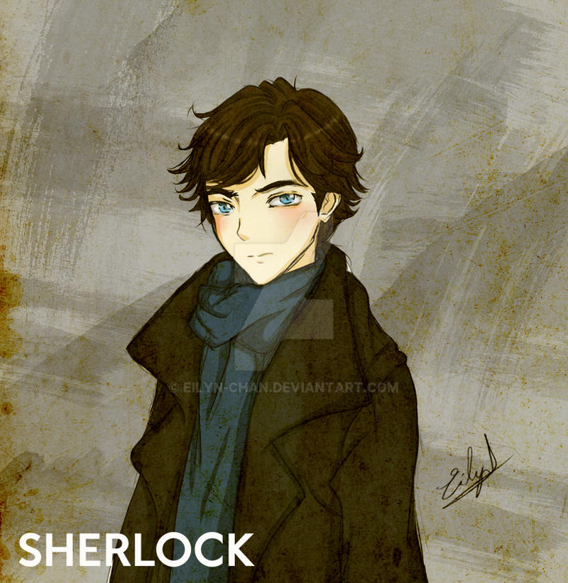 SHERLOCK by Eilyn-Chan