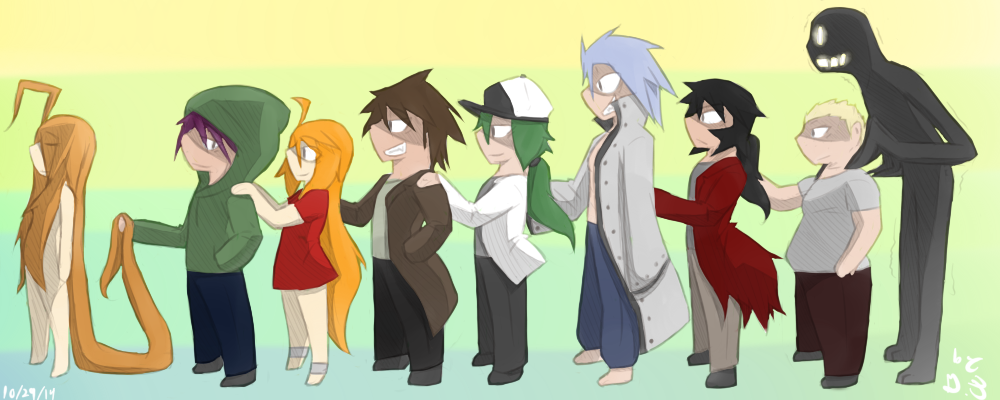All Connected by Akask1-chibi