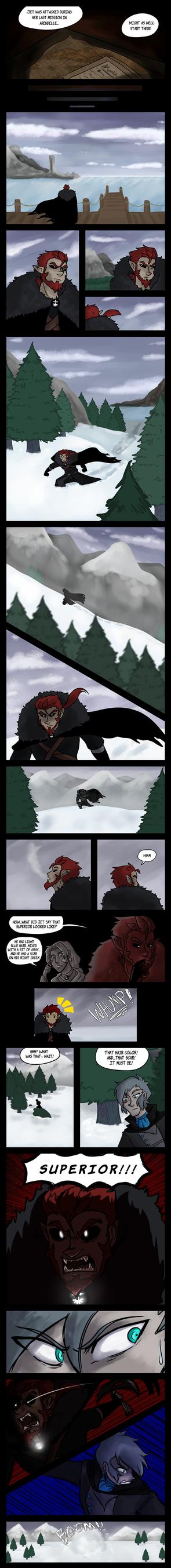 RoA: The Hunt - Part 1 by Miniyuna