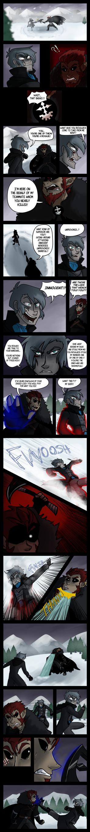 RoA: The Knight - Part 2 by Miniyuna