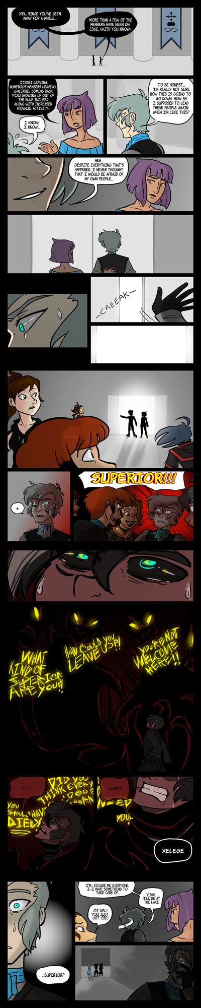 Fear by Miniyuna