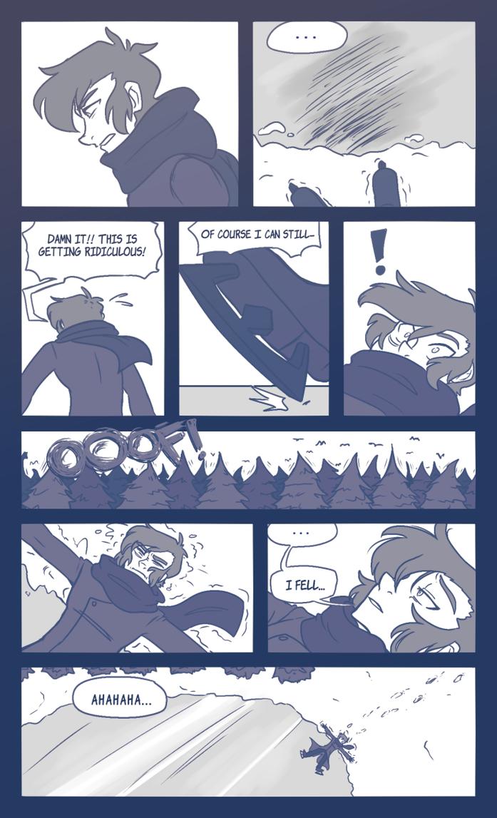 Hesitation by Miniyuna