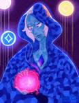 Blue Diamond for Miya