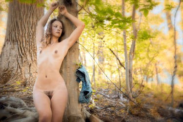 In Nature featuring Liz by visualcandyphoto