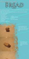 Polymer Clay Tutorial - Bread