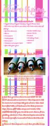 Polymer Clay Tutorial - Piping by MisttheWarrior