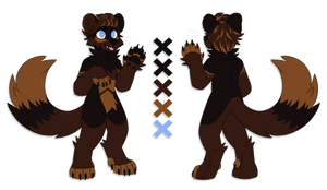 Holland the Fisher! (Reference Sheet) [Current]