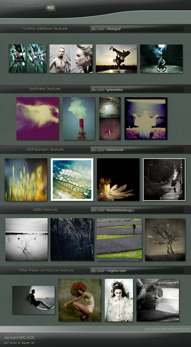 Featured Artists n.68