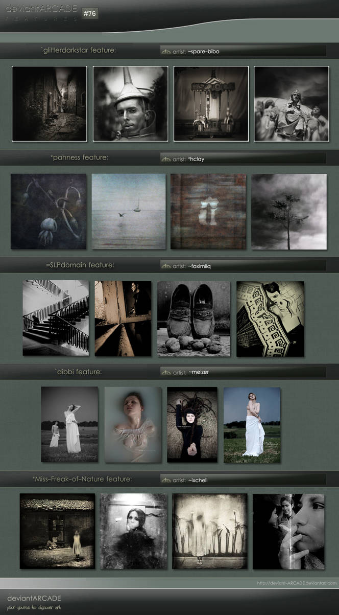 Featured Artists n.76