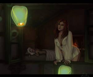 Gwendoline and Leloush