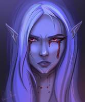 Portrait: Lilith by AnnaSelena