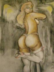 Bailarina exotica by MLinares