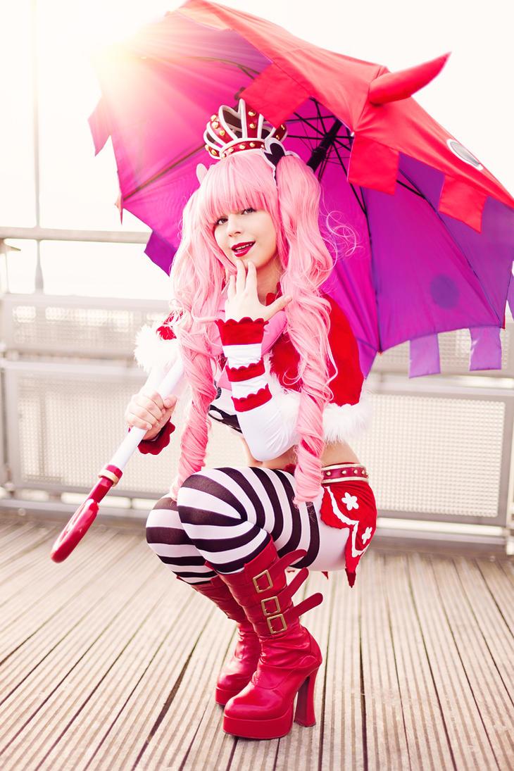 Perona: Horo Horo Horo by speckles-cosplay