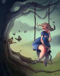 'Ugly' Alice in Wonderland