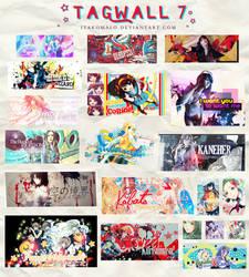 TagWall 7 by itakomalo