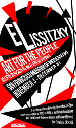El Lissitzky Poster Collage