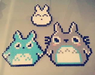 My Neighbor Totoro by itakomalo