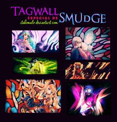 TagWall Smudge by itakomalo