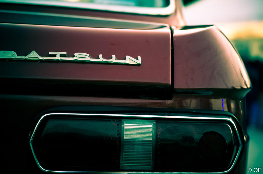 Just a datsun. by OmarEstradaSLR
