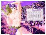 Pipo's Calendar 2009 March