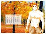 Pipo's Calendar 2009 April