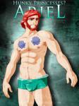 Hunky Disney Princesses - Ariel