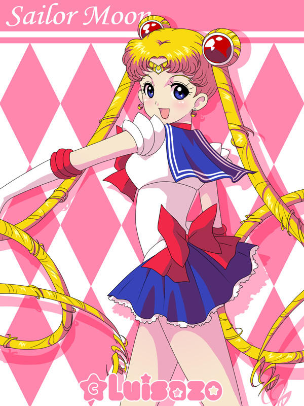 Waiting for New Sailor Moon