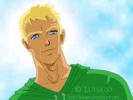 Beach Boy by Luisazo