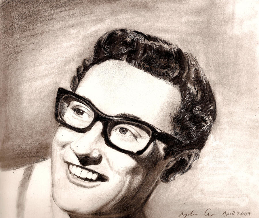 Buddy Holly Rock A Bye Rock