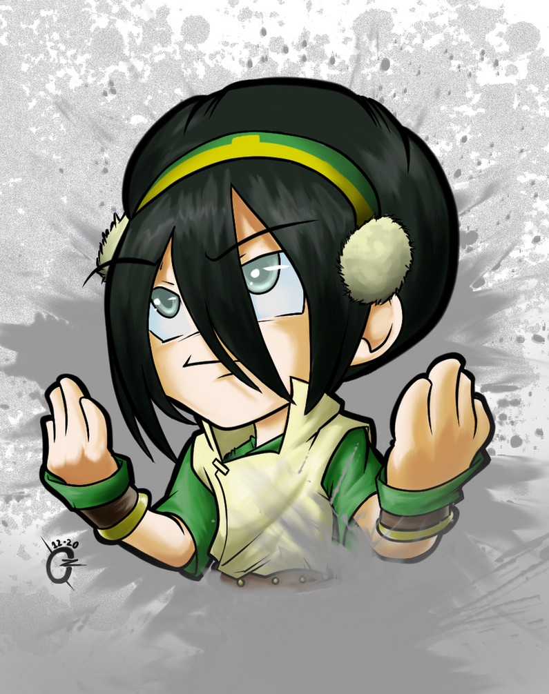 Cartoon Toph -remix- by Ozscarface