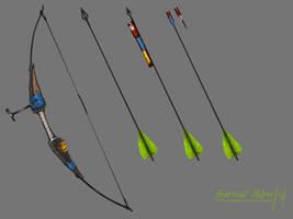 Survival bow by Kostja08