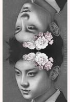 Flower Boy: Huang Zi Tao (EXO) by ANGELOFPURITY1992