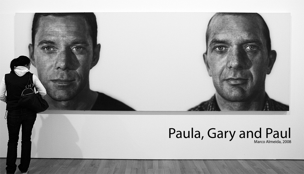Paula, Gary and Paul