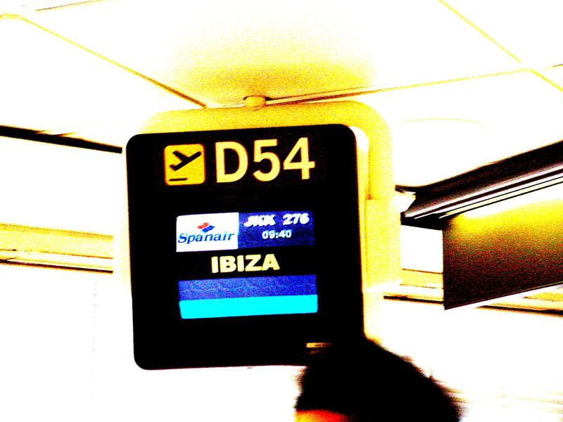 IBIZA LOUNGE - Flying to Ibiza