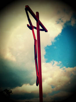 Fatima VI - Tall Cross