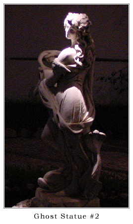 Ghost Statue 2