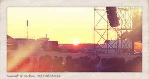 Sunset @ #swtmn